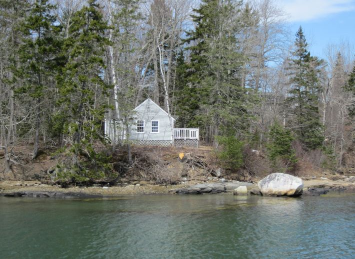 Muscongus Bay Cottage