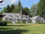 Muscongus Bay Period Cape Estate: