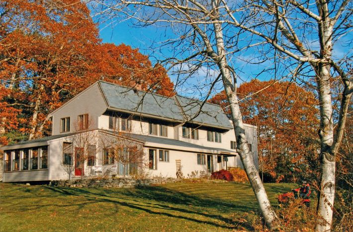 Sheepscot Village Contemporary
