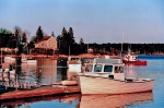 Round Pond Harbor - The Northern Point: