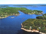 Christmas Cove Lot 8&9 w/ Water Views & Access: