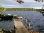 Damariscotta Lake with Water Access:
