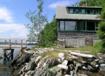 Jones Point Traditional Summer Cottage: