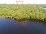 Damariscotta Lake Lot with a Common Dock: